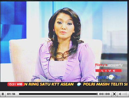Million Sekarsari presenter baru 'Public Corner'