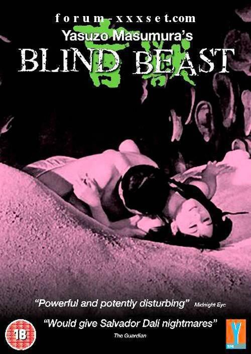 Rape in Mainstream Movie - Blind Beast (1969) DVDRip ENGSubs