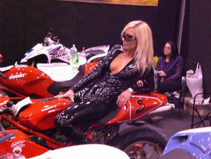 Dziewczyny Ducati 42