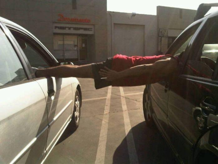 Planking - zabawa w leżenie 30