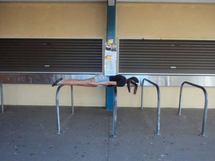Planking - zabawa w leżenie 81