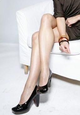 Piękne kobiece nogi. 86