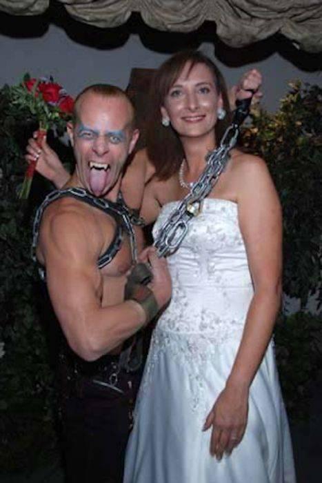Cosplay na ślubie? 12