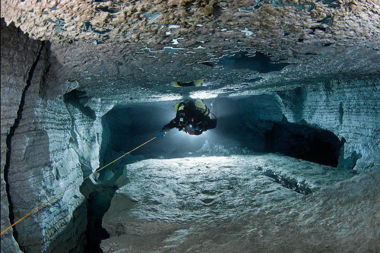 Eksploracja jaskini Orda 23