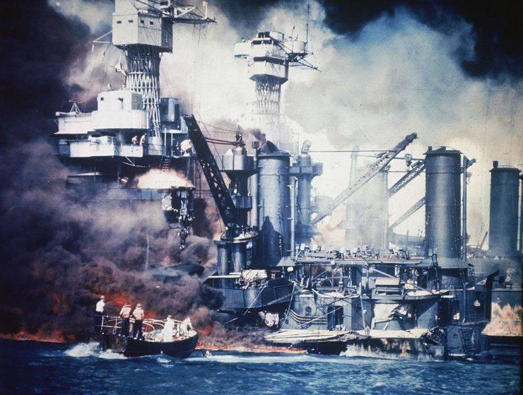 Atak na Pearl Harbor. 20