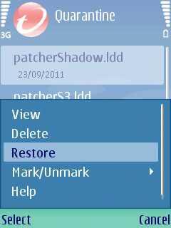 Symbian. Очередной взлом с антивирусом. На этот раз Trend Micro Mobile Se