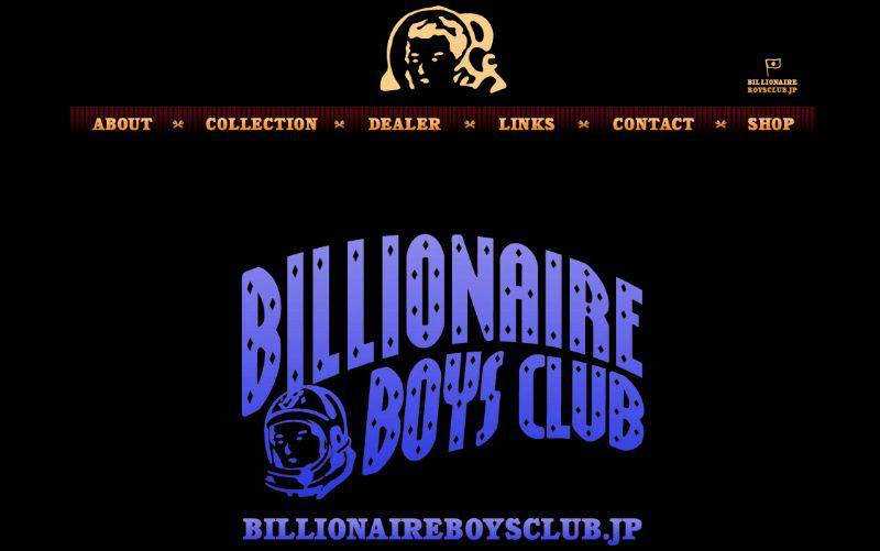 Billionaire Boys Club Logo Font in Billionaire Boys Club