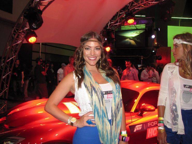 Dziewczyny z Targów E3 2012 20