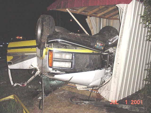 Wypadki samochodowe #4 27