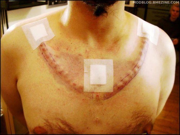 Odważne modyfikacje ciała #2 6
