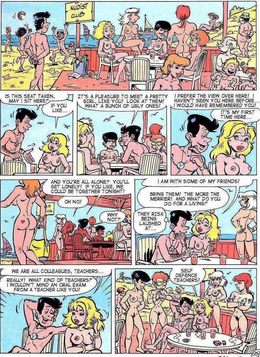 Erotic comics thread