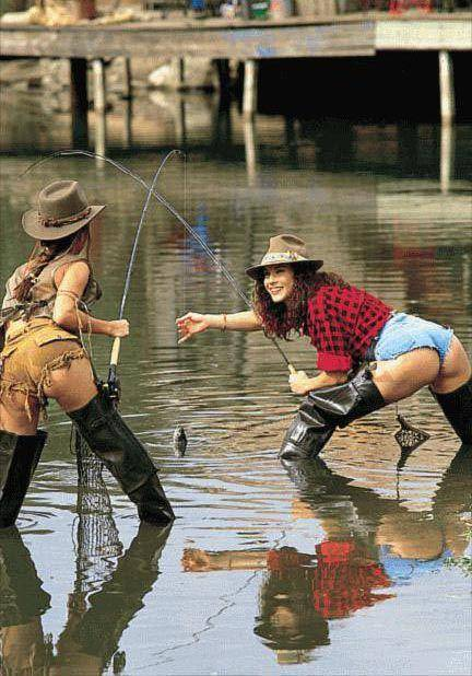 Dziewczyny na rybach 28