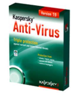 Kaspersky Anti-Virus v.6.0.2.621 ENG. Защита от вирусов, троянских