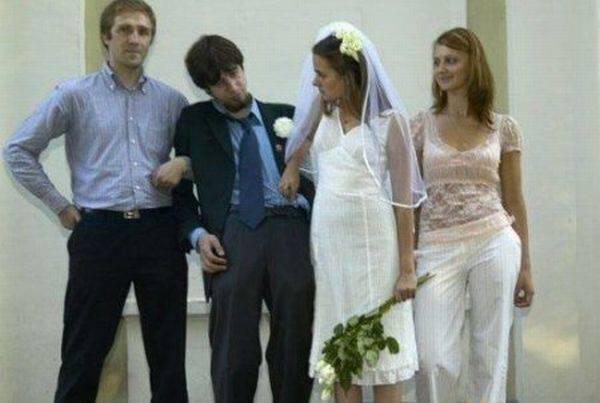 Zabawne zdjęcia ślubne #3 17