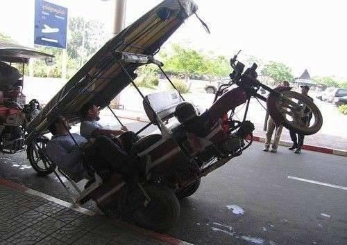 Śmieszne zdjęcia motoryzacyjne 1