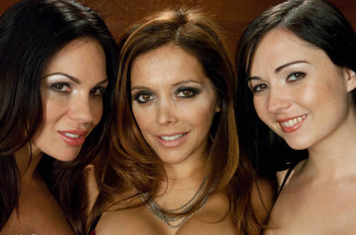 Francesca Le , Angell Summers, Kirsten Price - Kink/ EverythingButt (2012/ HD 720p)