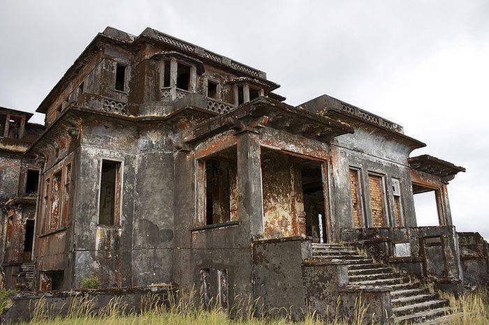 Bokor Hill Station 1