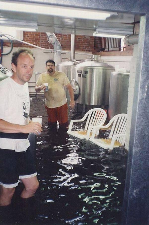 Miasta w czasie powodzi 57