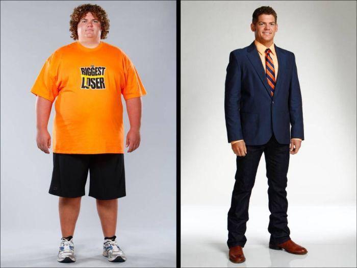 Odchudzanie w The Biggest Loser 6
