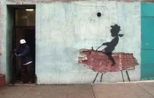 Kreatywne graffiti 11