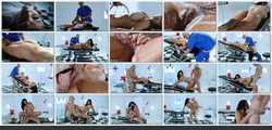 DirtyMasseur.com - Audrey Bitonis - Time For Your Spongebath [HD 720p]