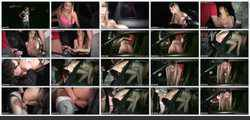 DriveByGirls - Kitty Jane - Mirror, mirror on the car... [HD 720p]