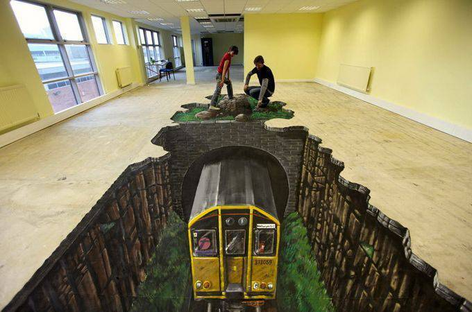 3D street art #3 13