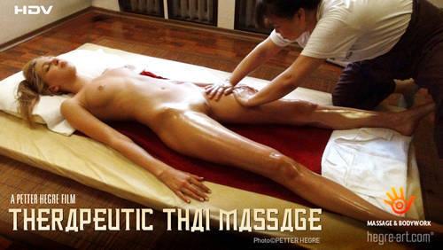 Monroe - Therapeutic Thai Massage - Hegre-Art (2012/HD 1080p)