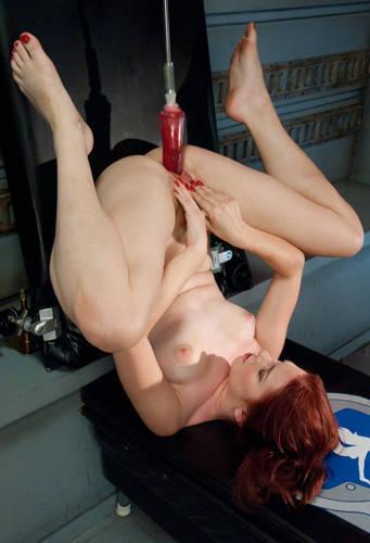 Melody Jordan - Kink/ FuckingMachines (2012/ HD 720p)