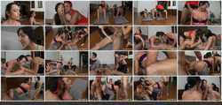 CFNMSecret - Diana Prince, Jewels Jade, India Summer, Franceska Jaimes - Gropist [HD 1080p]