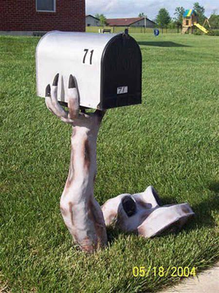 Oryginalne skrzynki pocztowe 2