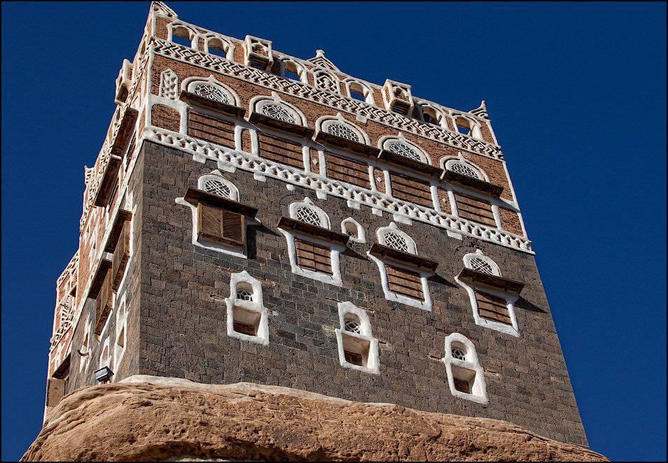 Kamienny pałac Dar al-Hajar 8