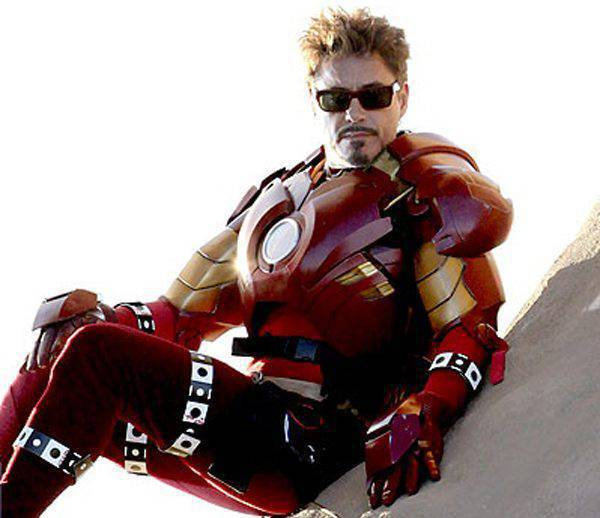 Za kulisami filmów: Iron Man 2 22