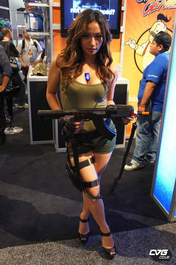 Dziewczyny z Targów E3 2012 54