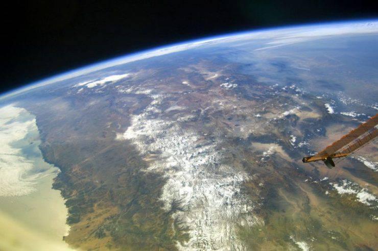 Ziemia widziana z kosmosu #2 16