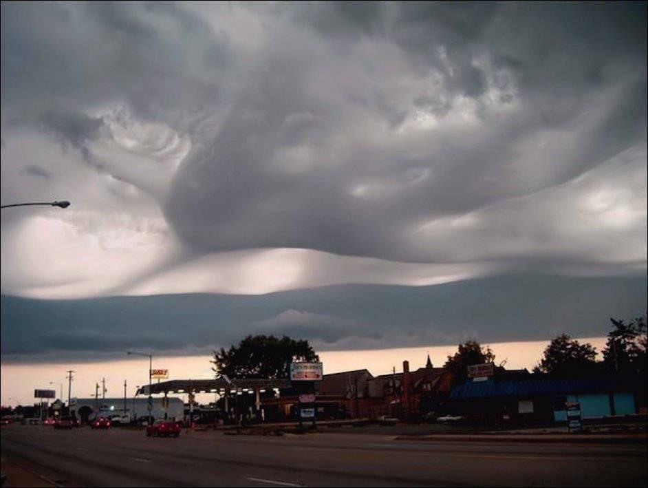 Niezwykłe chmury #4 4