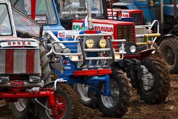 Wyścigi traktorów #2 9