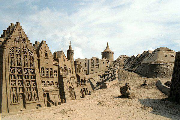 Rzeźby z piasku #3 24