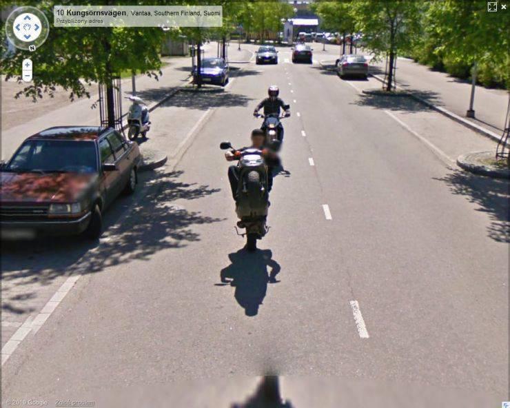 Najzabawniejsze zdjęcia z Google Street View 18
