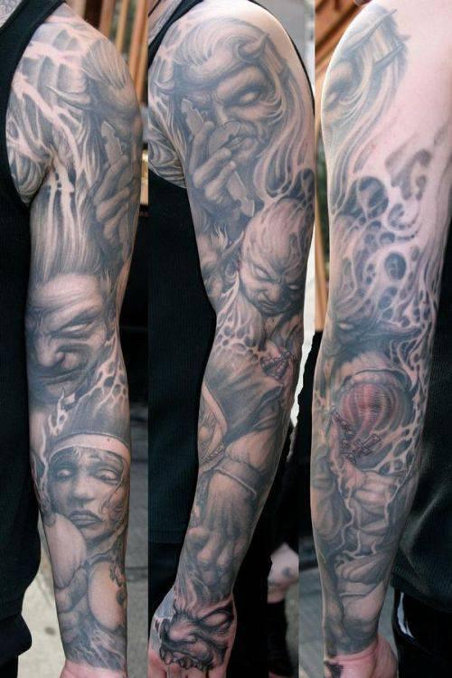 Super tatuaże 35