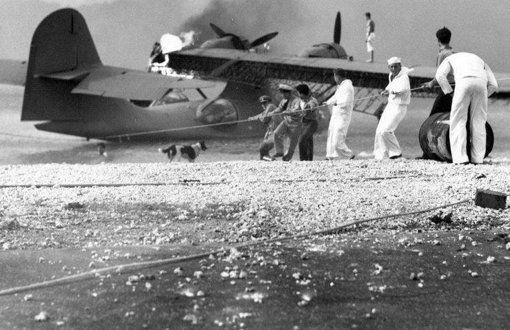 Atak na Pearl Harbor. 23