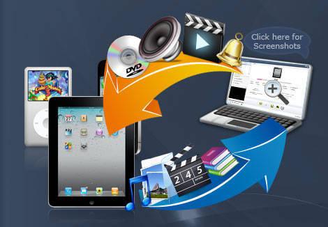 Xilisoft iPad Magic Platinum - Downloadcom