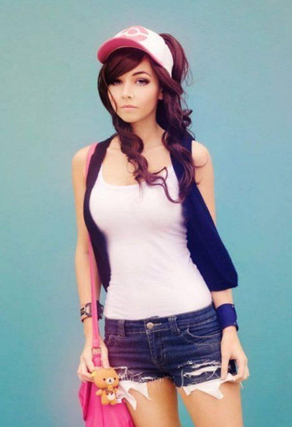 Dziewczyny i cosplay #10 27