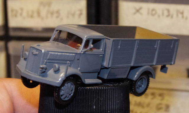 Opel Blitz, Heller, 1/72 175500848fa7ed508d5ecd35e036856013574a26
