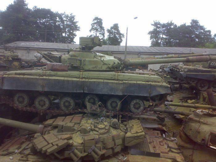 Cmentarzysko czołgów 7