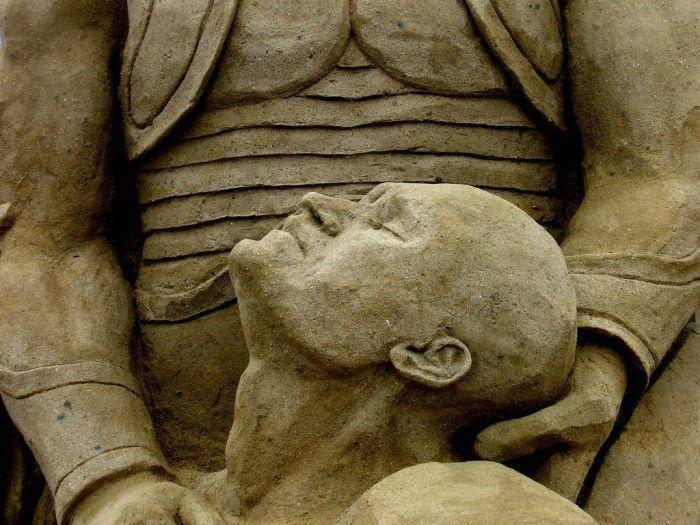Rzeźby z piasku #2 6
