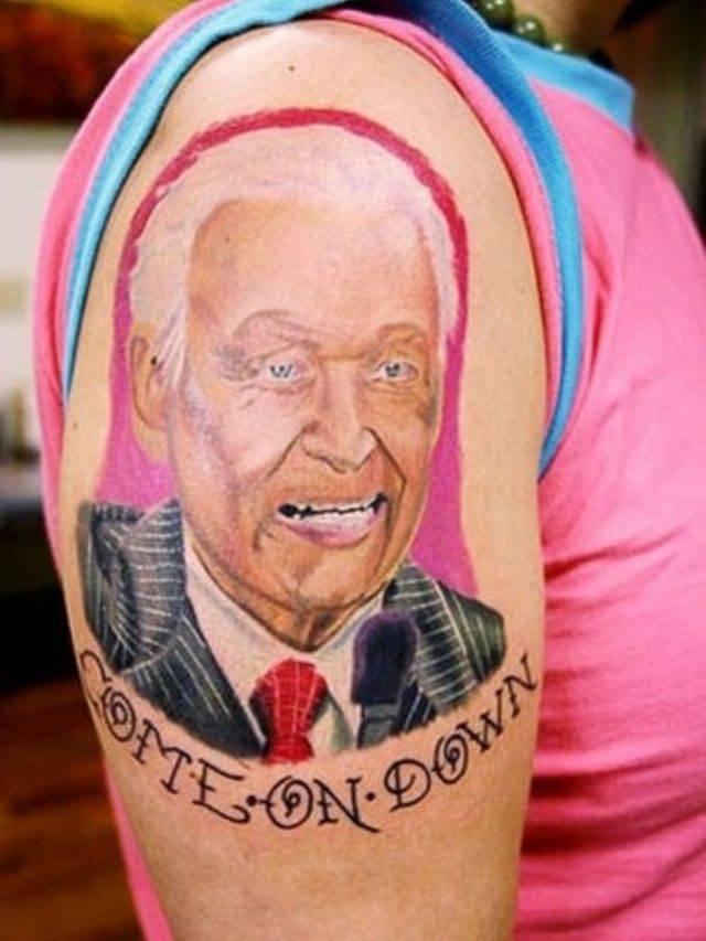 Nietypowe tatuaże #2 32