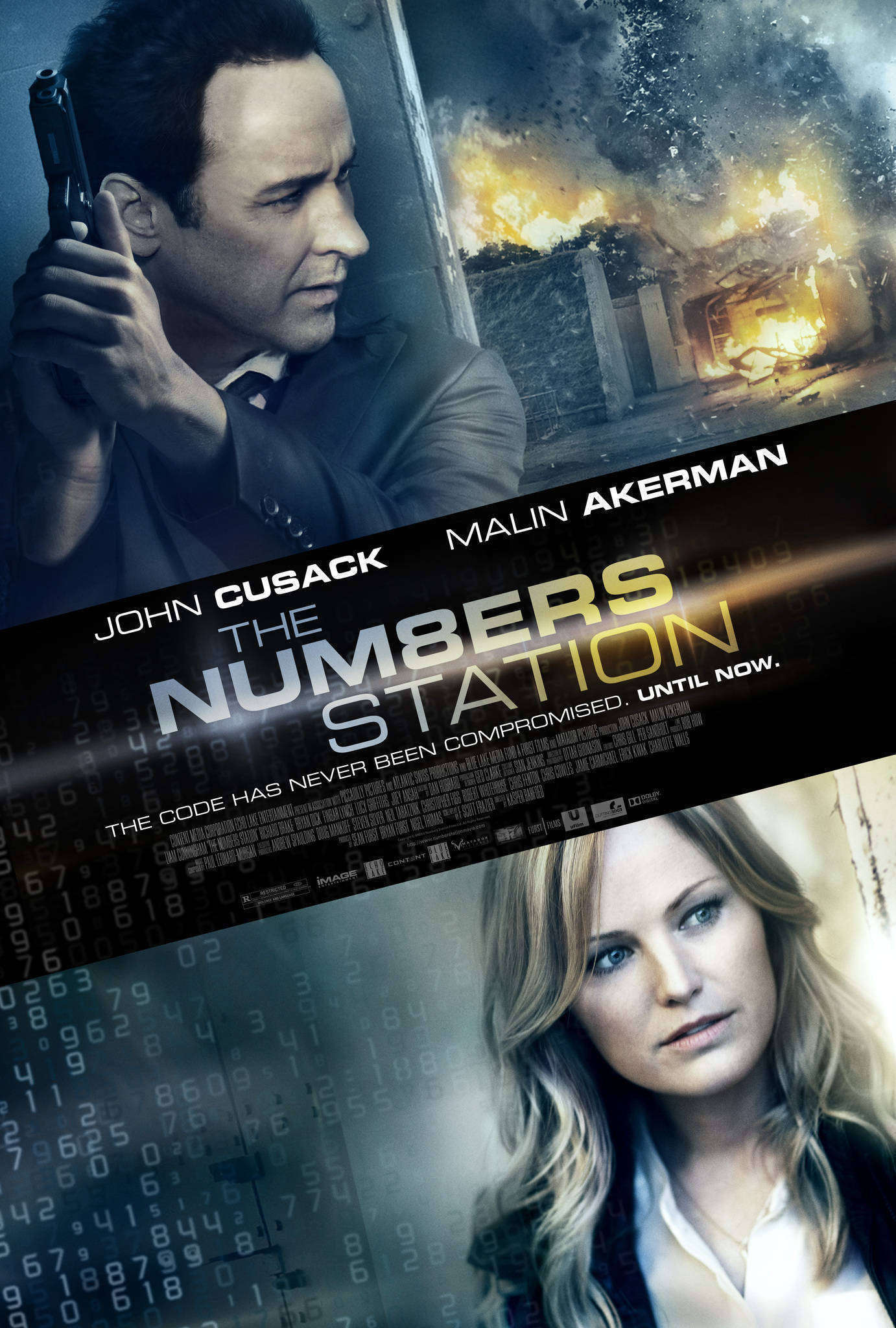 The Numbers Station 2013 DVDRip XviD PTpOWeR