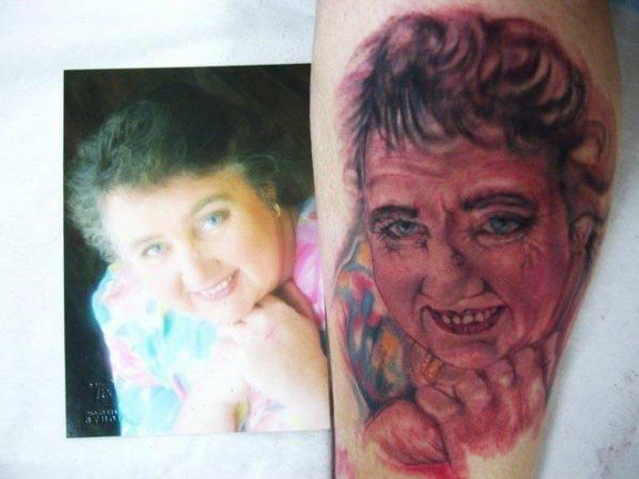 Najgorsze tatuaże #2 20