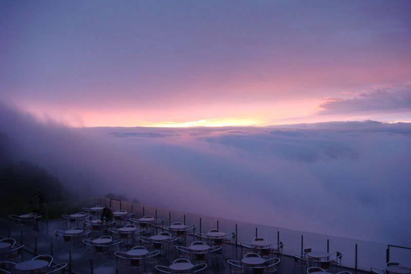 Taras ponad chmurami 11